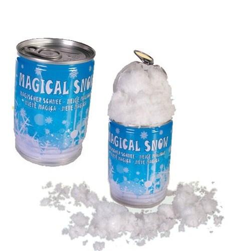 Magic Snow - Büyüyen Sihirli Kar