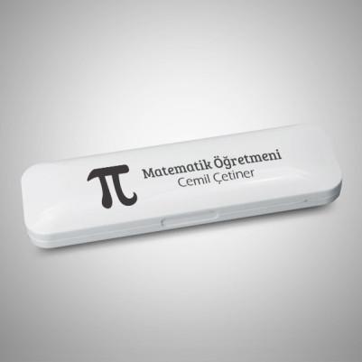 Matematik Öğretmenine Hediye Kalem - Thumbnail