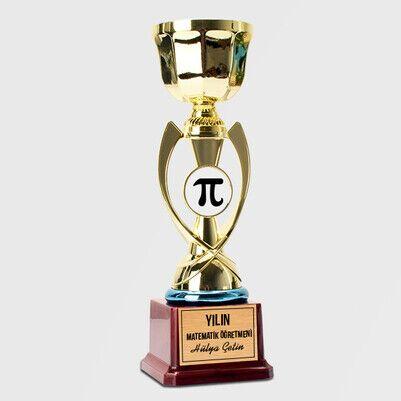 Matematik Öğretmenine Hediye Ödül - Thumbnail