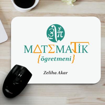 - Matematik Öğretmenine Özel Mouse Pad