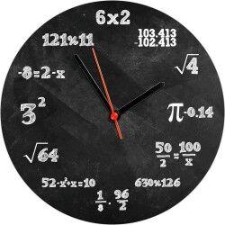Matematikçiler İçin Duvar Saati - Thumbnail