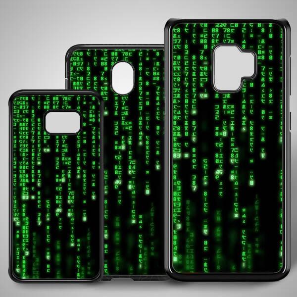 Matrix Samsung Telefon Kapağı