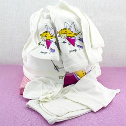 Melek Kızım Bebek Bezi Pastası - Thumbnail