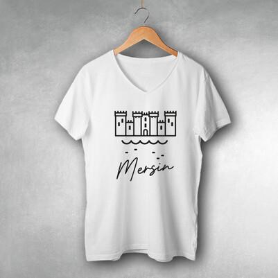 - Mersin Tasarımlı Tişört