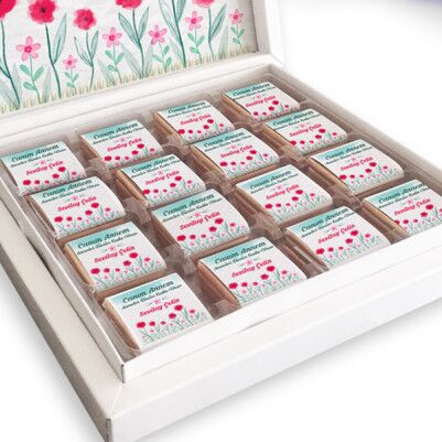 Mesajlı Anneler Günü Temalı Çikolata - Thumbnail