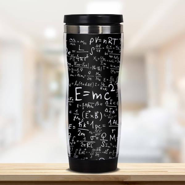 Meşhur Einstein Teorisi Termos Bardak