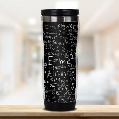- Meşhur Einstein Teorisi Termos Bardak