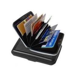 Metal Kredi Kartlık - Thumbnail