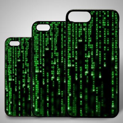 - Metrix Temalı iPhone Telefon Kılıfı