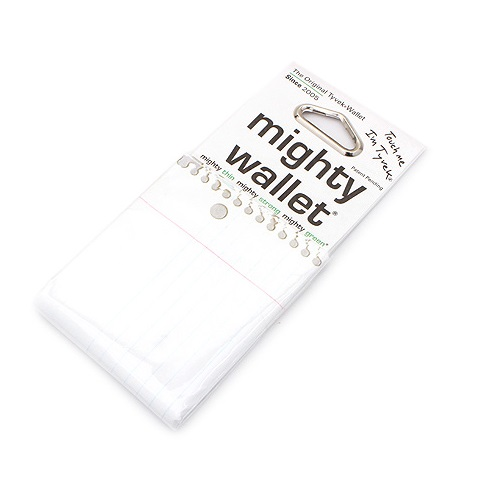 Mighty Wallet 3 Ring Binder - İkon Cüzdanlar
