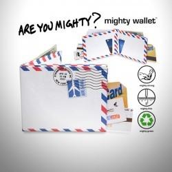 Mighty Wallet Air Mail - İkon Cüzdanlar - Thumbnail