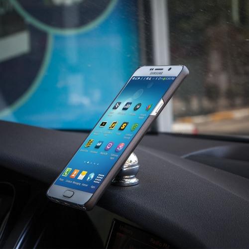 Mıknatıslı Araç İçi Metal Telefon Tutucu