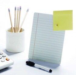 - Mıknatıslı Masaüstü Not tahtası
