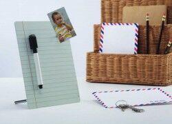 Mıknatıslı Masaüstü Not tahtası - Thumbnail