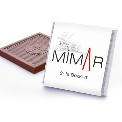Mimara Hediye Çikolata Kutusu - Thumbnail