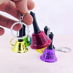 Mini Aşk Zilleri Anahtarlık - Thumbnail