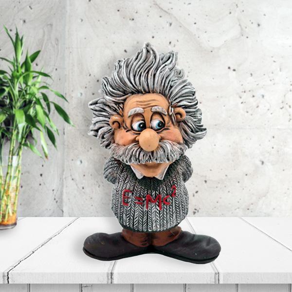 Mini Einstein Dekoratif Biblo