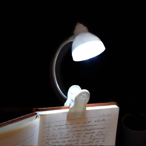 Mini Kitap Okuma Lambası