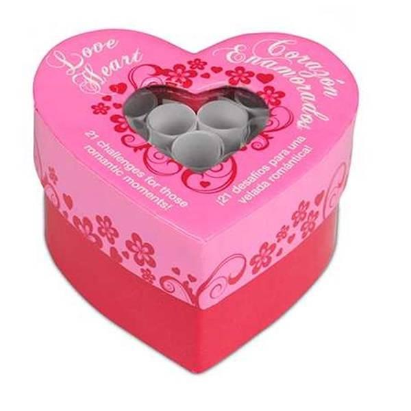 Mini Love Heart - Aşk Dolu Kalp