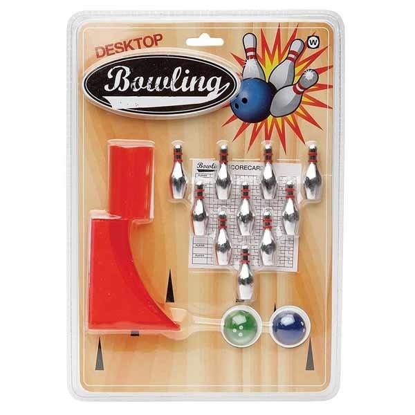 Mini Masaüstü Bowling Oyun Seti