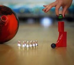 Mini Masaüstü Bowling Oyun Seti - Thumbnail