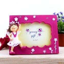 - Minik Prenses Süslü Resim Çerçevesi