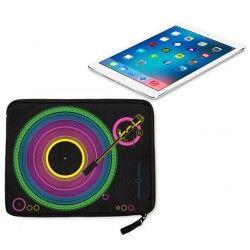 Mixer Neon Tablet Case - Tablet Kılıfı - Thumbnail