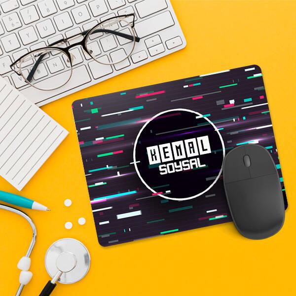 Modern Tasarım İsimli Mousepad