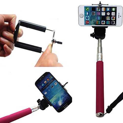 Monopod Selfie Çubuğu