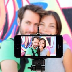 - Monopod Selfie Çubuğu