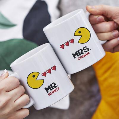 - Mr. And Mrs. Pacman İkili Sevgili Kupası