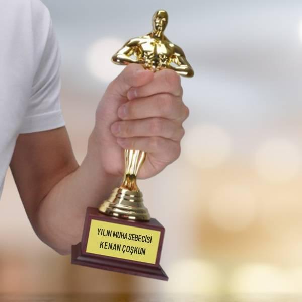 Muhasebeciye Hediye Oscar Ödülü