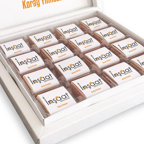 Mühendise Hediye Çikolata Kutusu