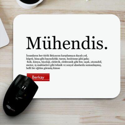 - Mühendise Hediye Mousepad