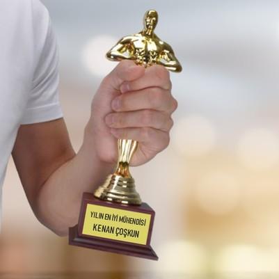 - Mühendise Hediye Oscar Ödülü