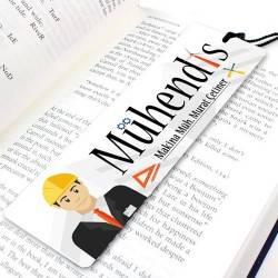 Mühendislere Özel Kitap Ayracı