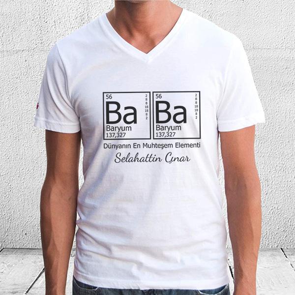 Muhteşem Element Ba-Ba Tişörtü