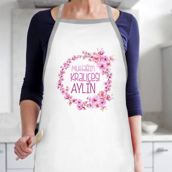 Mutfağın Kraliçesi İsimli Mutfak Önlüğü