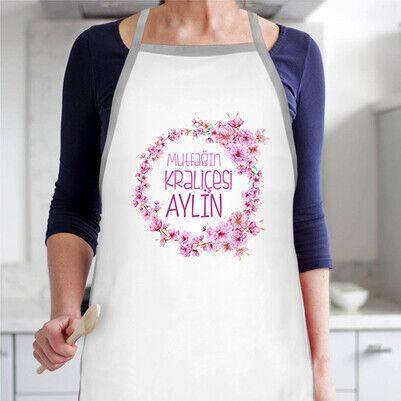- Mutfağın Kraliçesi İsimli Mutfak Önlüğü