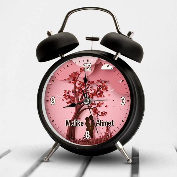 Mutlu Aşıklar İsimli Çalar Saat