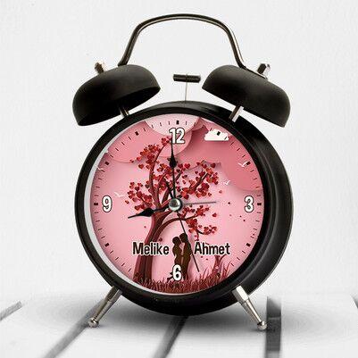 Mutlu Aşıklar İsimli Çalar Saat - Thumbnail