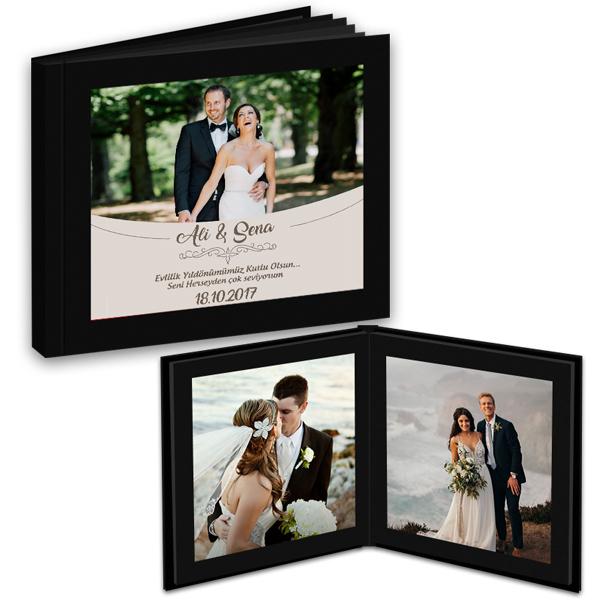 Mutlu Çiftler Fotokitap Albüm