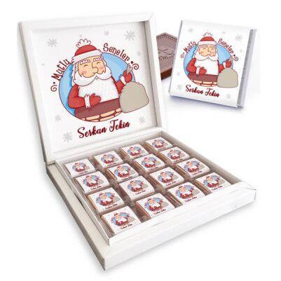 - Mutlu Seneler Noel Baba Çikolataları