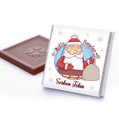 Mutlu Seneler Noel Baba Çikolataları - Thumbnail