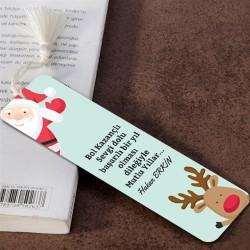 Mutlu Yıllar Dilerim Kitap Ayracı - Thumbnail