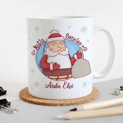 - Mutlu Yıllar Noel Baba Kahve Kupası