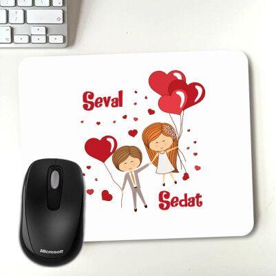 - Mutluluğa Uçalım Tasarım Mousepad