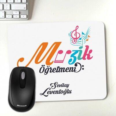 - Müzik Öğretmenine Hediye Mousepad