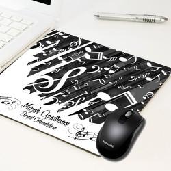 Müzik Öğretmenlerine Özel Mousepad - Thumbnail
