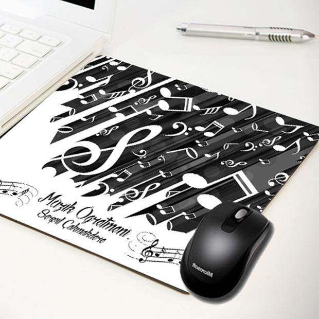 Müzik Öğretmenlerine Özel Mousepad